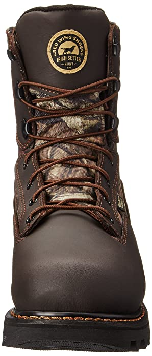 Amazon.com | Irish Setter Mens 2813 Gunflint II 10