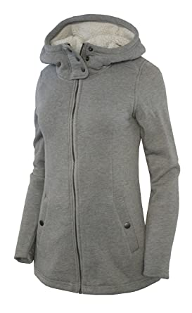 Columbia Womens Harts Peak Full Zip Fleece Lined Hooded Light Insulated Jacket