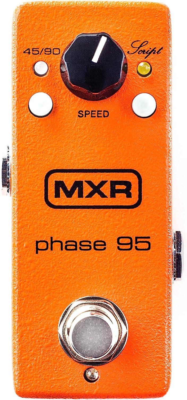 MXR M290 PHASE 95 MINI GUITAR EFFECTS PEDAL