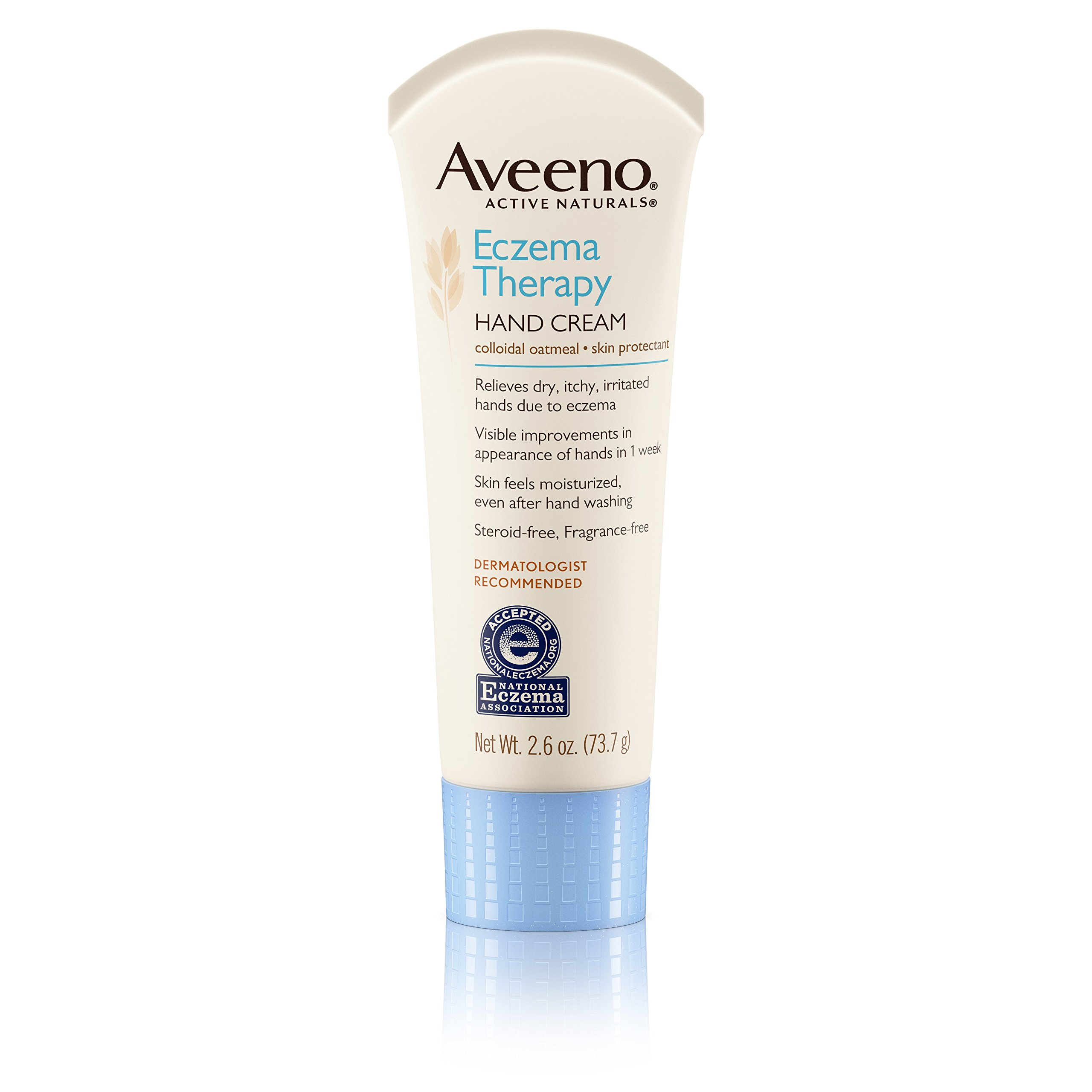 Aveeno Eczema Therapy Hand Cream, 2.6 Oz (Pack of 3) by Aveeno