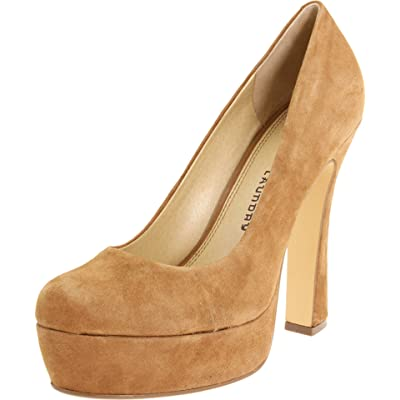 Chinese Laundry Women's Moving On Platform Pump | Pumps