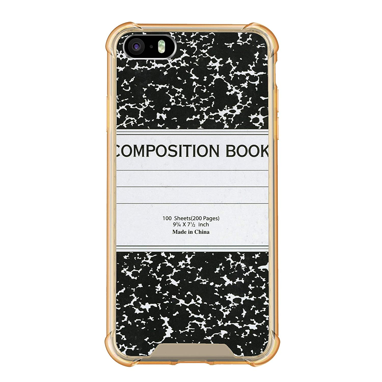 96159afa0 Untouchble Case for Apple iPhone SE, iPhone 5s, iPhone 5 Case [Flex MAX  Gold] Ultra Slim Flexible TPU Case Skin Design Bump Shock Protector -  Composition ...