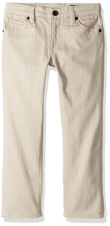 4-7 Volcom Little Boys Vorta 5 Pocket Slub Pant