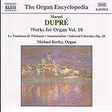 Orgelwerke Vol. 10