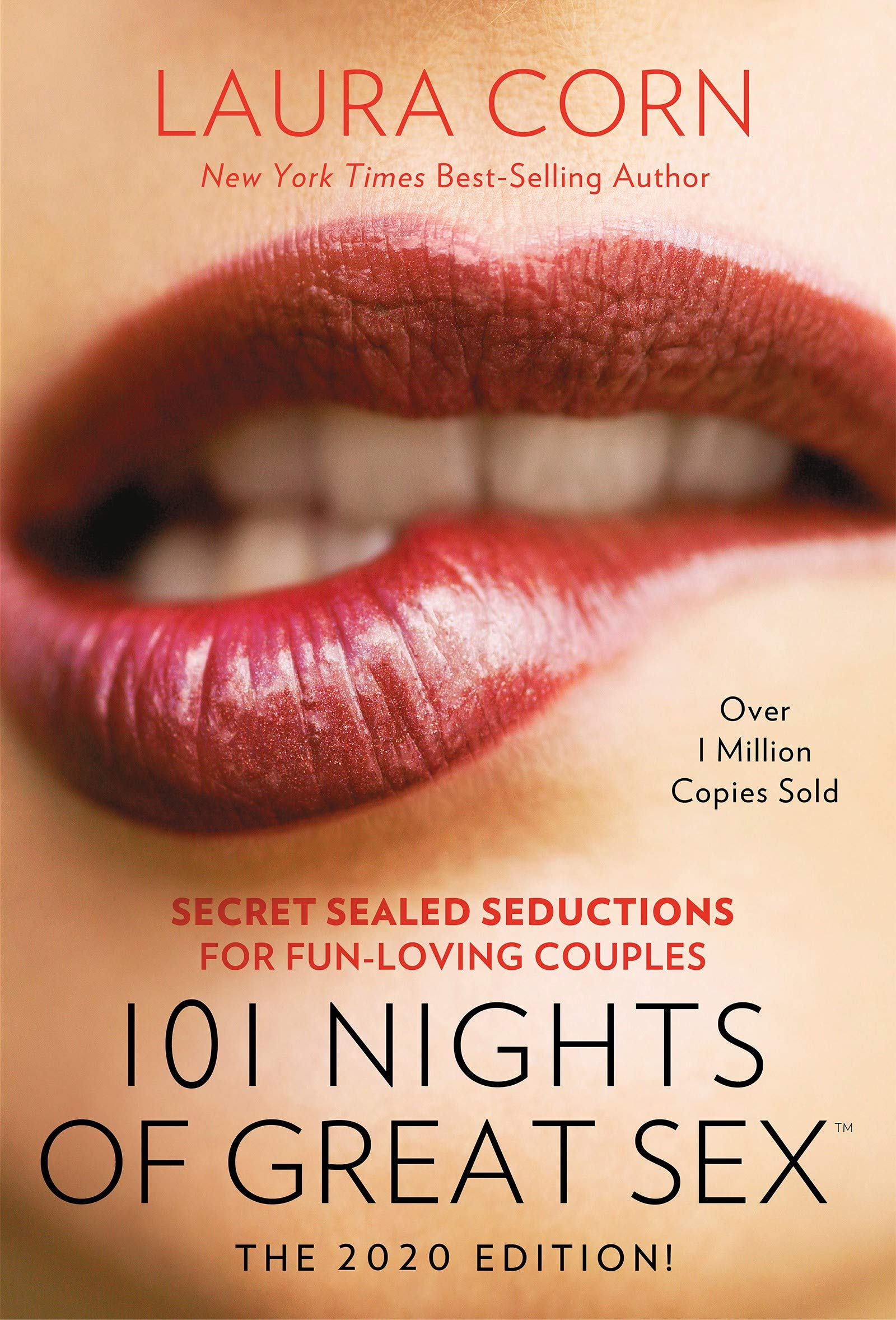 New York Times Best Sellers 2020.101 Nights Of Great Sex 2020 Edition Secret Sealed