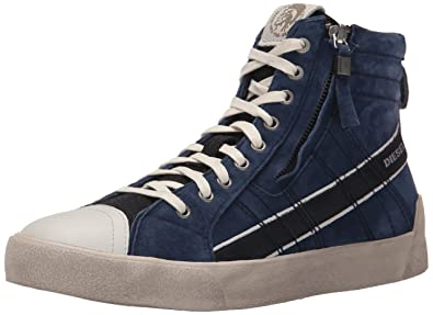 842f7fa40a0 Diesel Men's D-VELOWS D-STRING PLUS SUEDE Fashion Sneaker