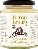 Hilltop Honey Raw British Soft Set Honey