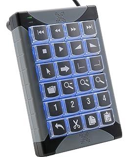 amazon com 48key usb controlpad black computers accessories