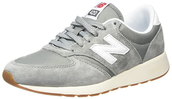97c47ff275 Amazon.com  New Balance 420 Womens Sneakers Grey  Clothing
