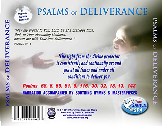 David & the high spirit - Psalms of Deliverance - Amazon com Music