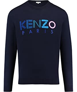 0b338c645960a Kenzo TOP/Sweat Tiger FACE EMBROIDEREY: Amazon.co.uk: Clothing