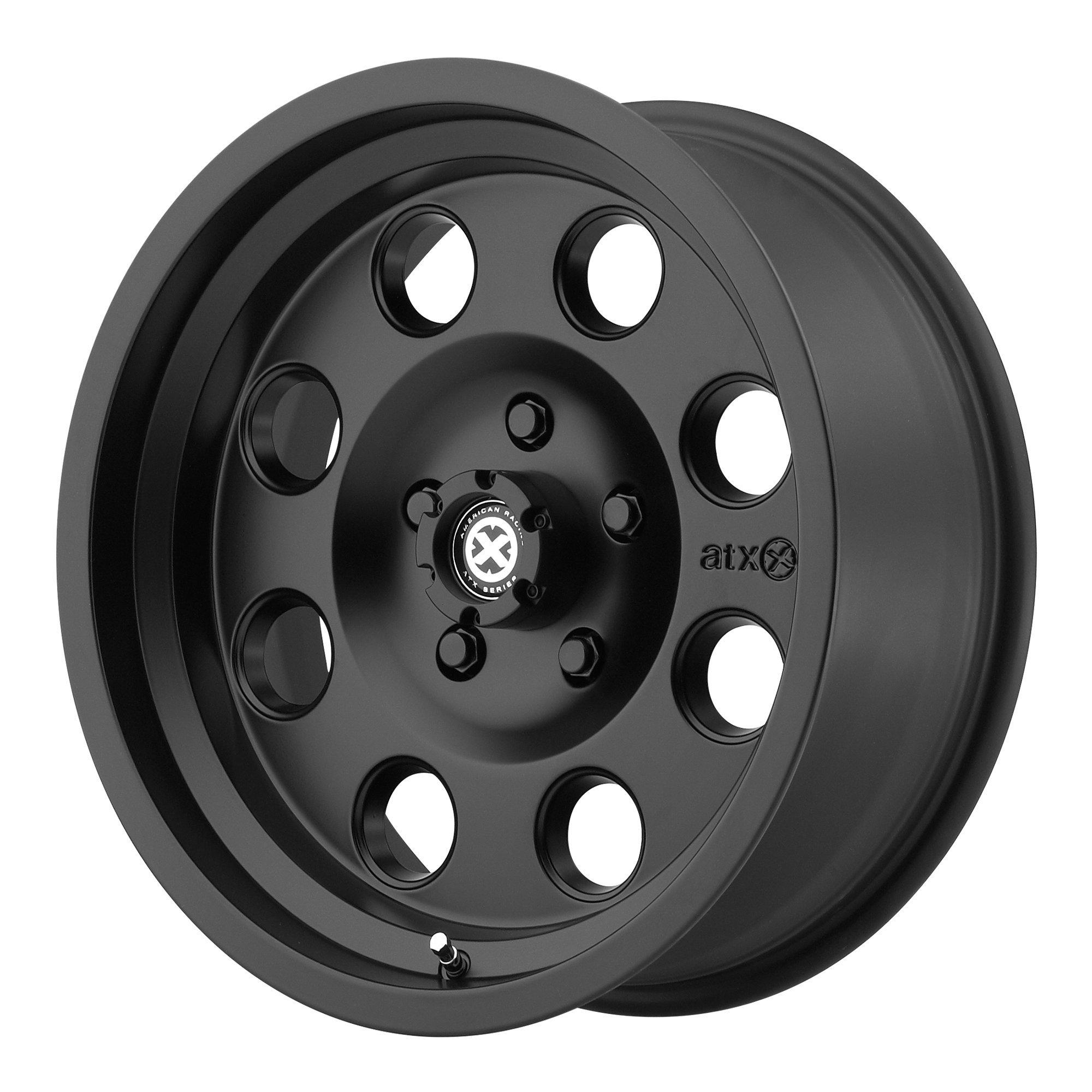 ATX Series AX199 Mojave II Satin Black Wheel (18x9''/5x139.7mm, 00mm offset)