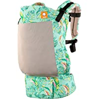 Baby Tula TBCP9F56 Toddler Coast Carrier - Electric Leaves