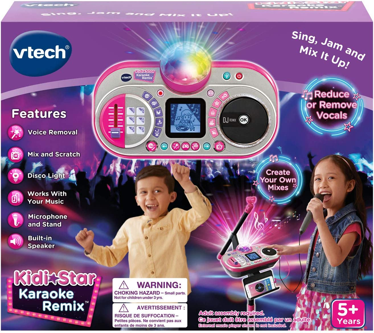 VTech Kidi Star Karaoke/Remix