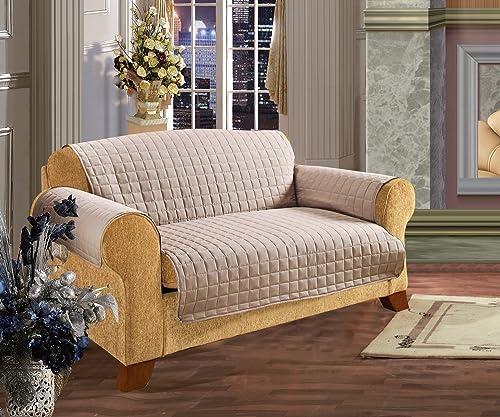 Elegant-Comfort-Quilted-Reversible-Furniture-Protector-for-Pet-Dog