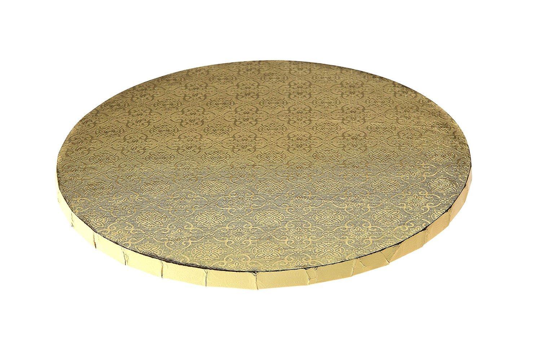 14' Gold Round Drum 1/2'