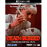 Dead & Buried (3-Disc 4K Ultra Hd/Limited Edition/Cover C/Needle) [Blu-ray]
