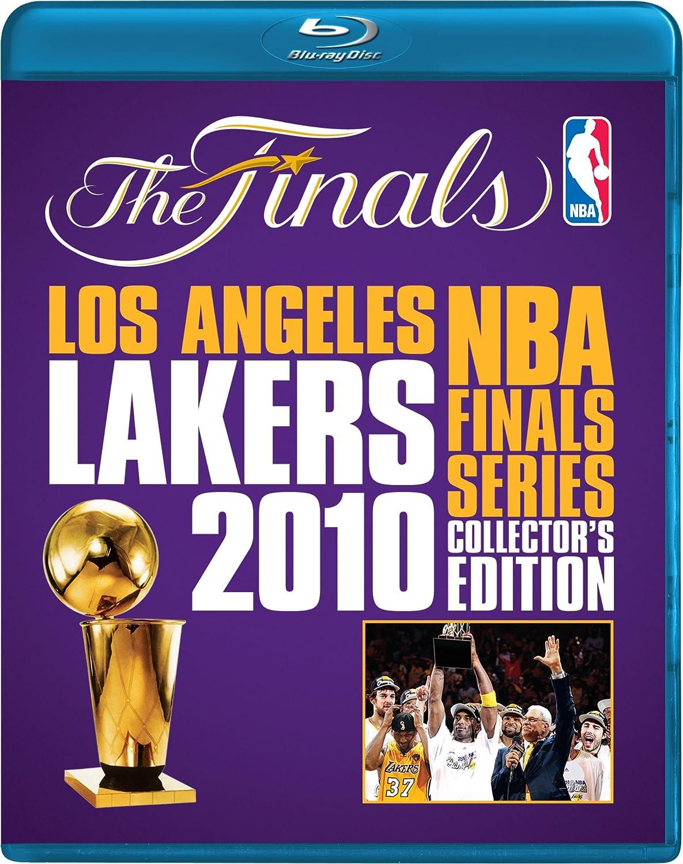 Los Angeles Lakers: 2010 Nba Finals Series Reino Unido Blu ...