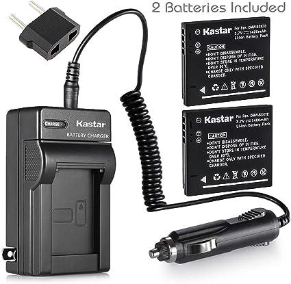 Micro USB Cargador para Panasonic Lumix DMC-FS45 DMC-FX77