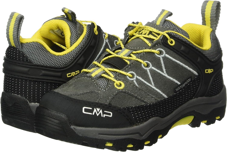 Chaussures de Trekking et Randonn/&Eacutee Mixte Enfant CMP Rigel