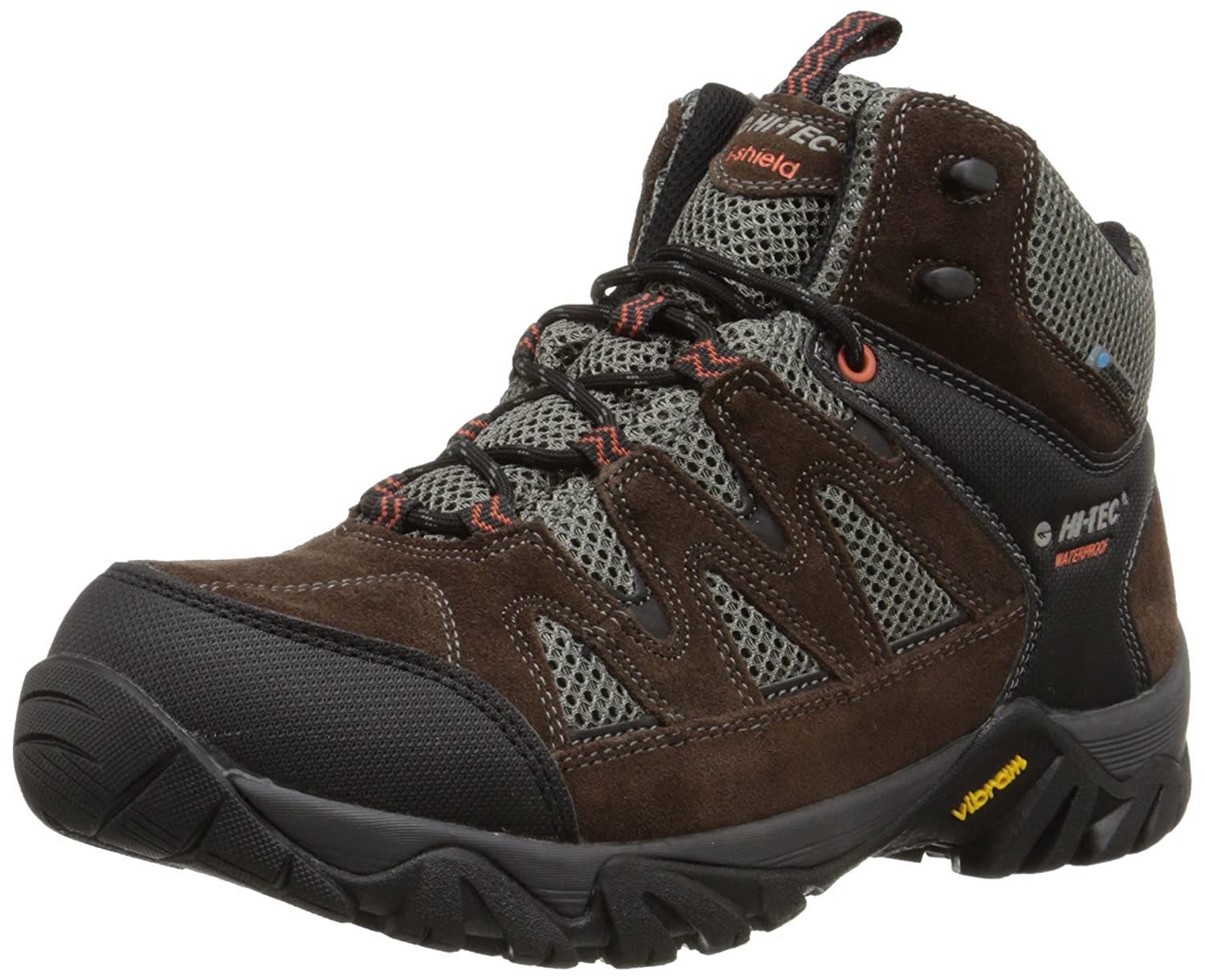 Offer Special Of HiTec Sonorous I Waterproof Mens Low Rise Hiking Shoes