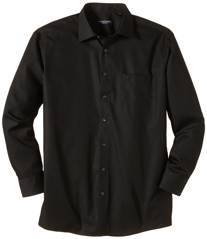 TALLA 40/Regular Fit. Casamoda 006050, Camisa Casual De Manga Larga Para Hombre