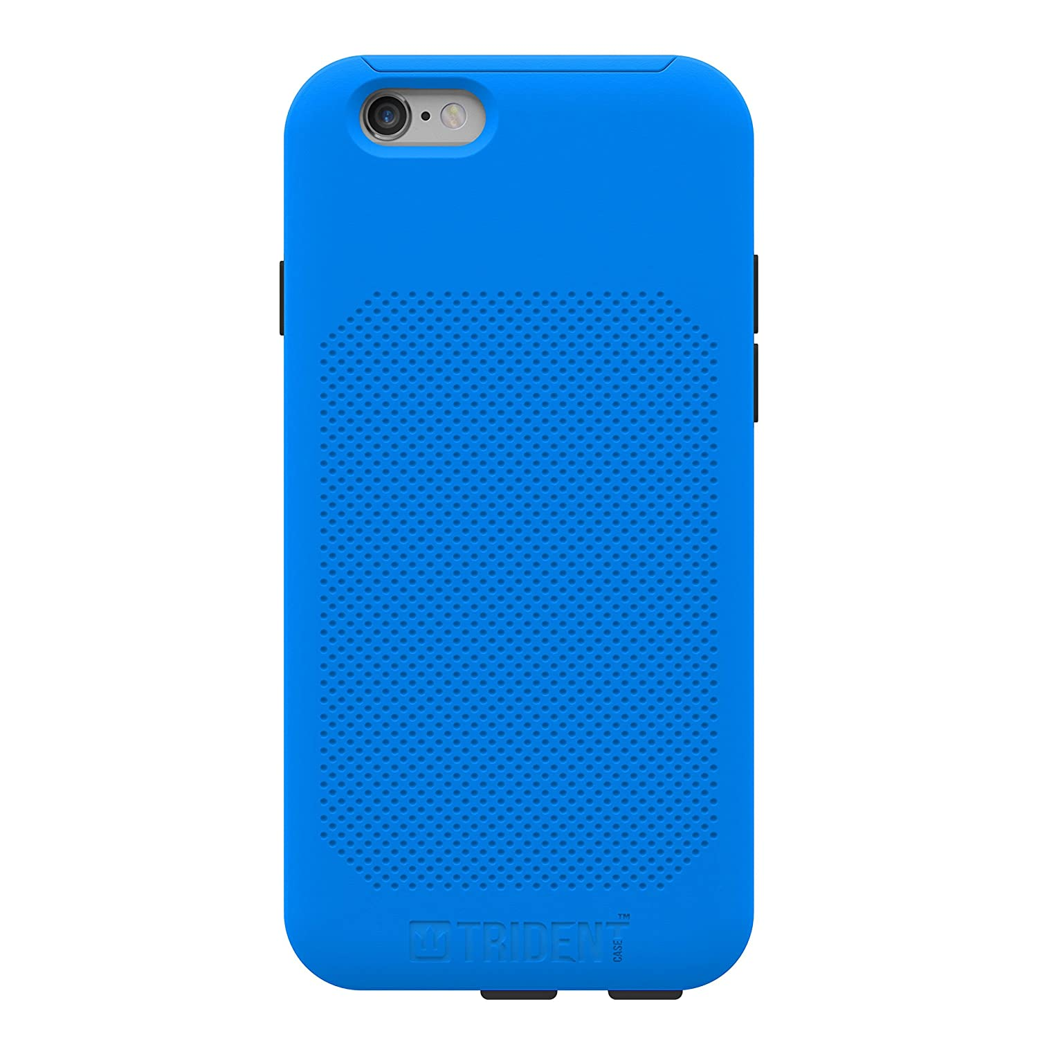 new style b12a1 949df TRIDENT Cell Phone Case for iPhone 6/6S - Retail Packaging - Blue