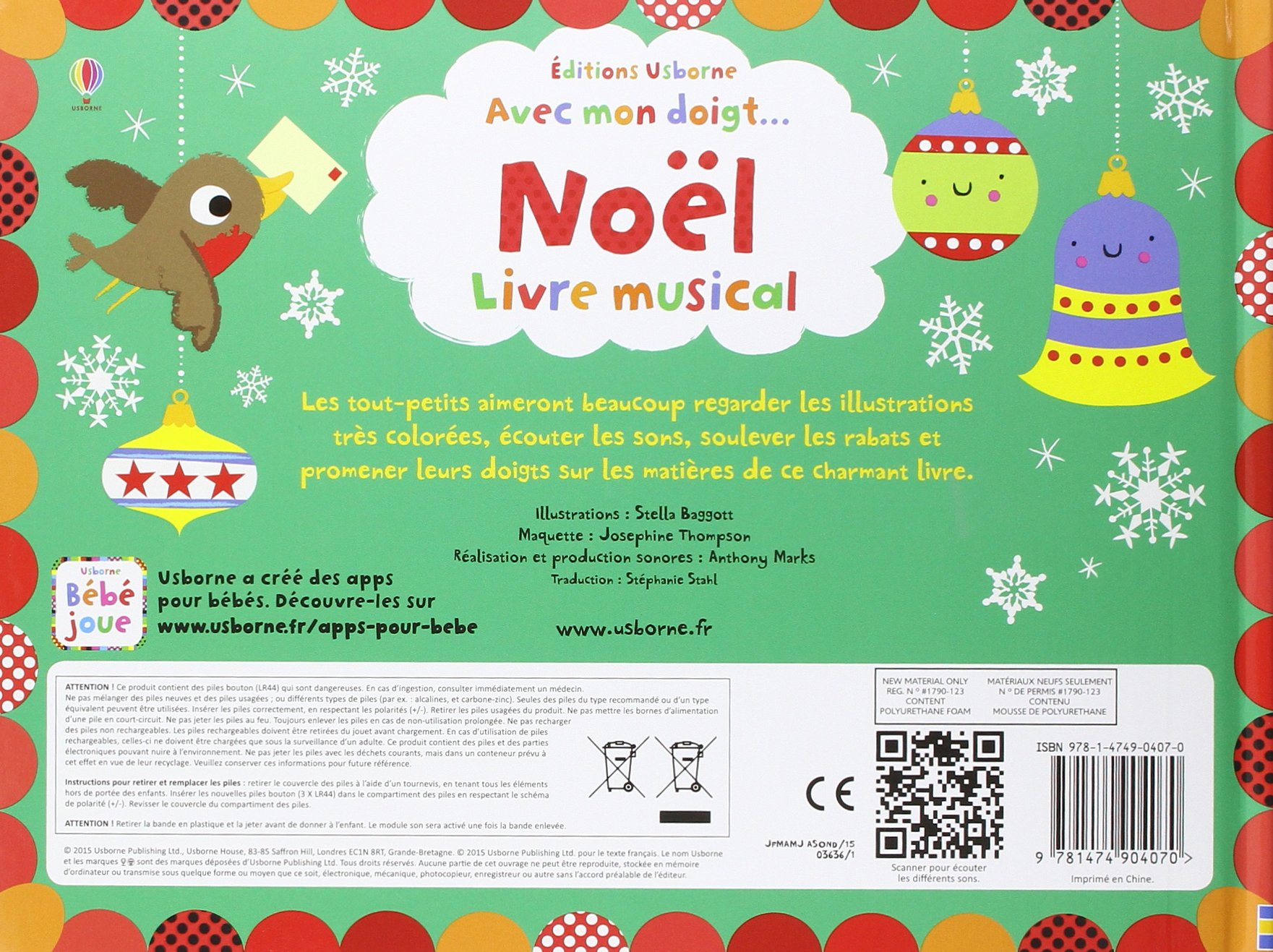 Noel Livre Musical 9781474904070 Amazon Com Books
