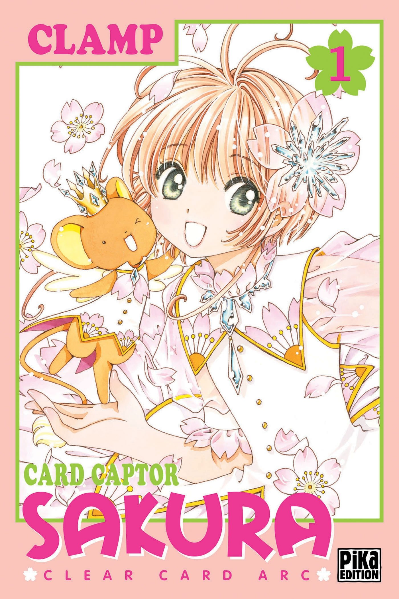 Card Captor Sakura   Clear Card Arc T01