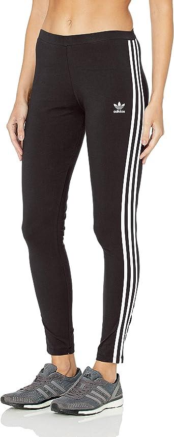 Tutto il tempo raggio quando  adidas Originals Women's 3-Stripes Leggings at Amazon Women's Clothing store