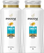 Pantene, Shampoo and Conditioner 2 in 1, Pro-V Smooth and Sleek