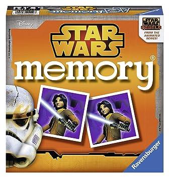 STAR WARS - Memory (Ravensburger 21119 7)