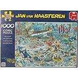 Jan van Haasteren -  Deep Sea Fun Puzzle (1000 Pieces)