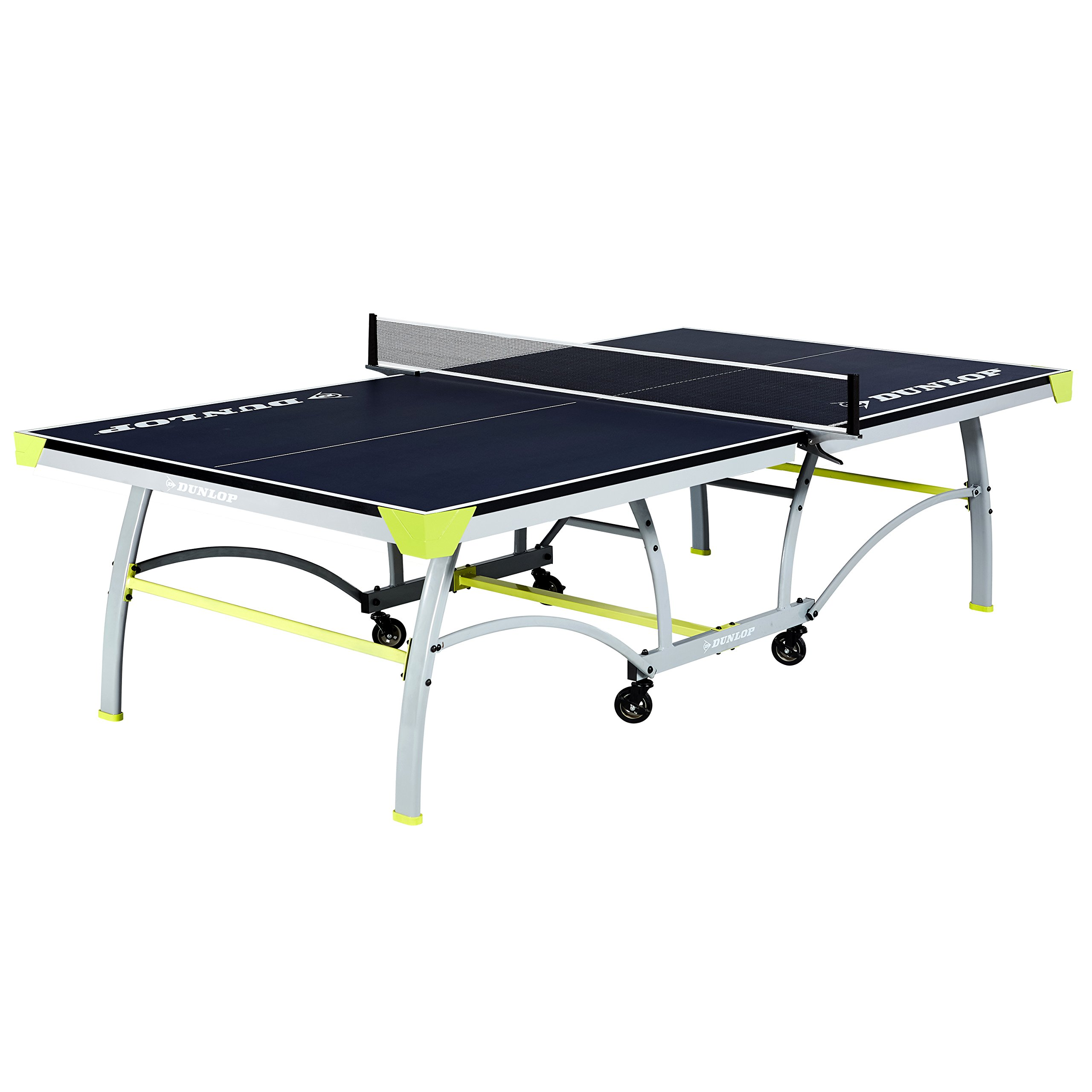 DUNLOP TTT218_117D Official Table Tennis Table, Blue by Dunlop