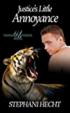 Justice's Little Annoyance (Wayne County Wolves Book 4)