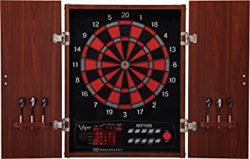 Amazon.com : Viper Neptune Electronic Soft Tip Dartboard with ...