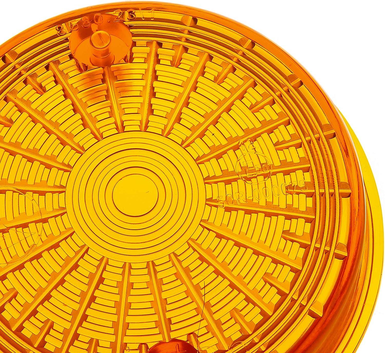 Mza Flügel Blinkerkappe Hinten Rund Orange Inkl Gummidichtring Schrauben Simson S50 S51 S70 Sr50 Sr80 Mz Etz Ts Auto