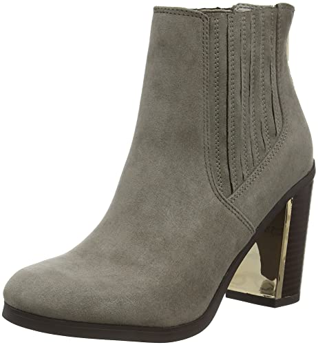 New Look Bamboo, Botines para Mujer, Gris (Grey/04), 42 EU: Amazon.es: Zapatos y complementos