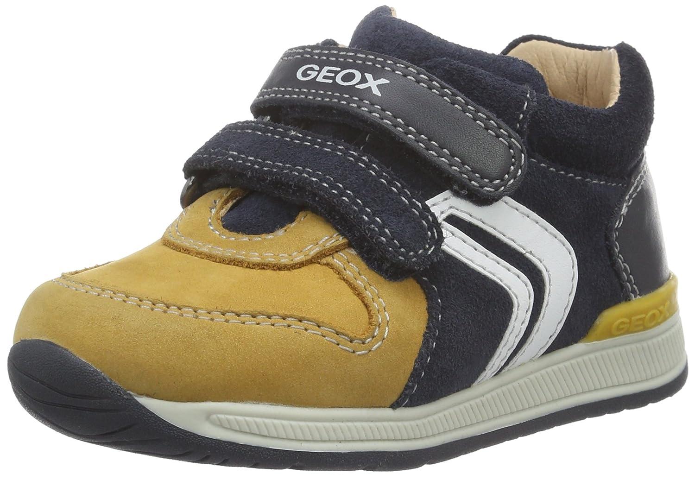 Geox B Rishon A, Chaussures Bébé Marche garçon