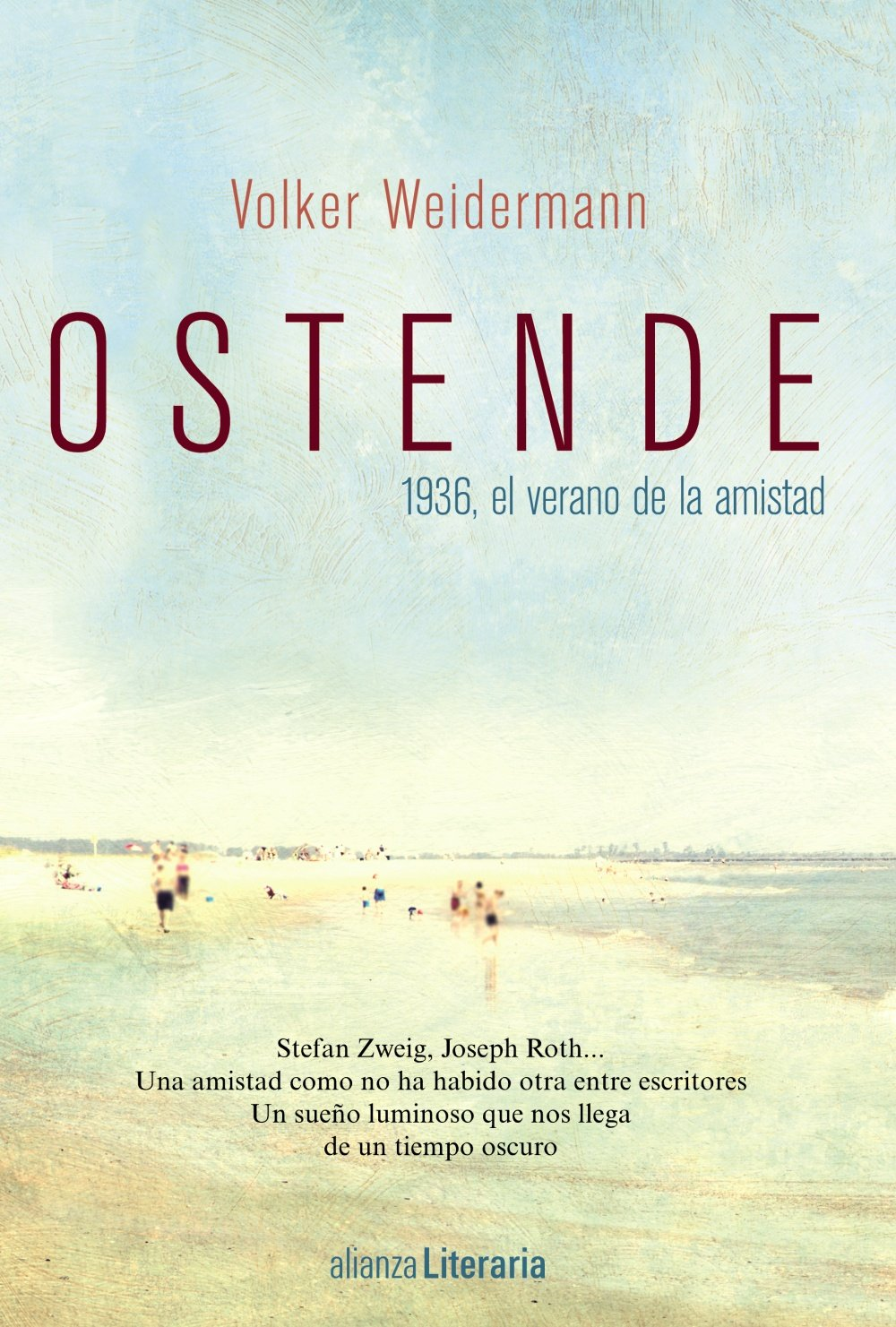 Ostende (Spanish) Paperback – 2015