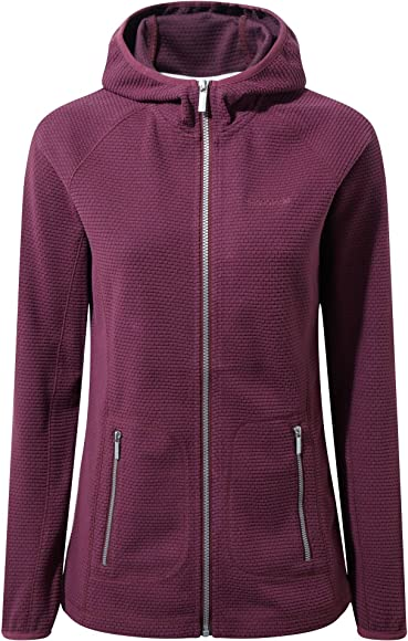Craghoppers Damen Hazleton Hooded Jacke