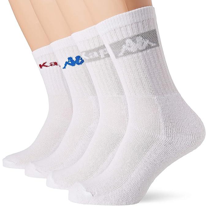 Kappa Calcetines de deporte para Hombre (pack de 12): Amazon.es: Ropa y accesorios