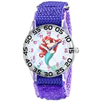 Kids' W001669 Ariel Analog Display Analog Quartz Purple Watch