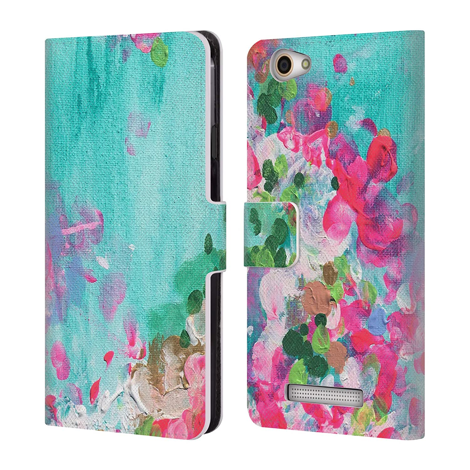 Amazon.com: Official Mai Autumn May Floral Garden Leather ...
