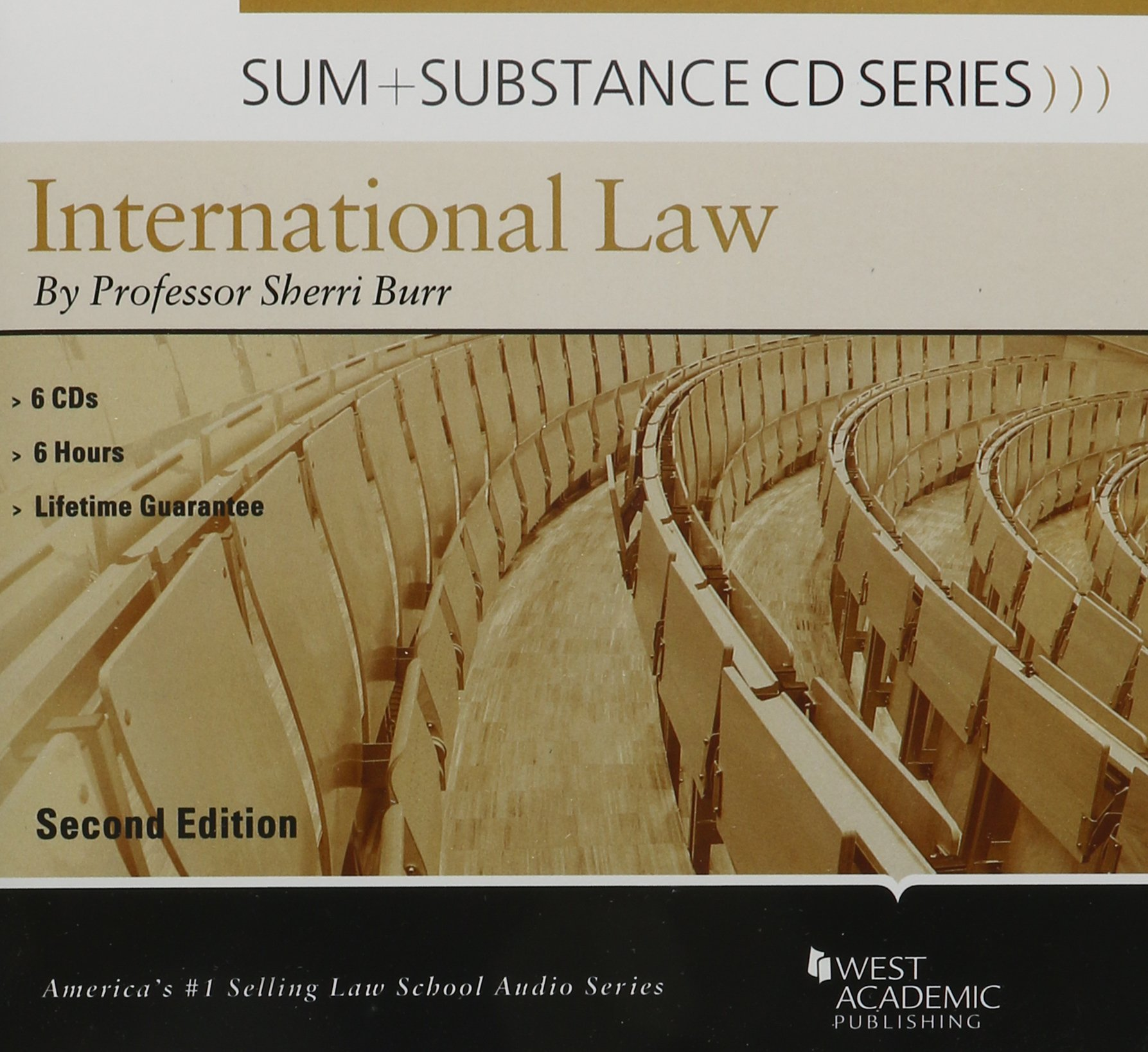 Sum and Substance Audio on International Law by West Academic Publishing