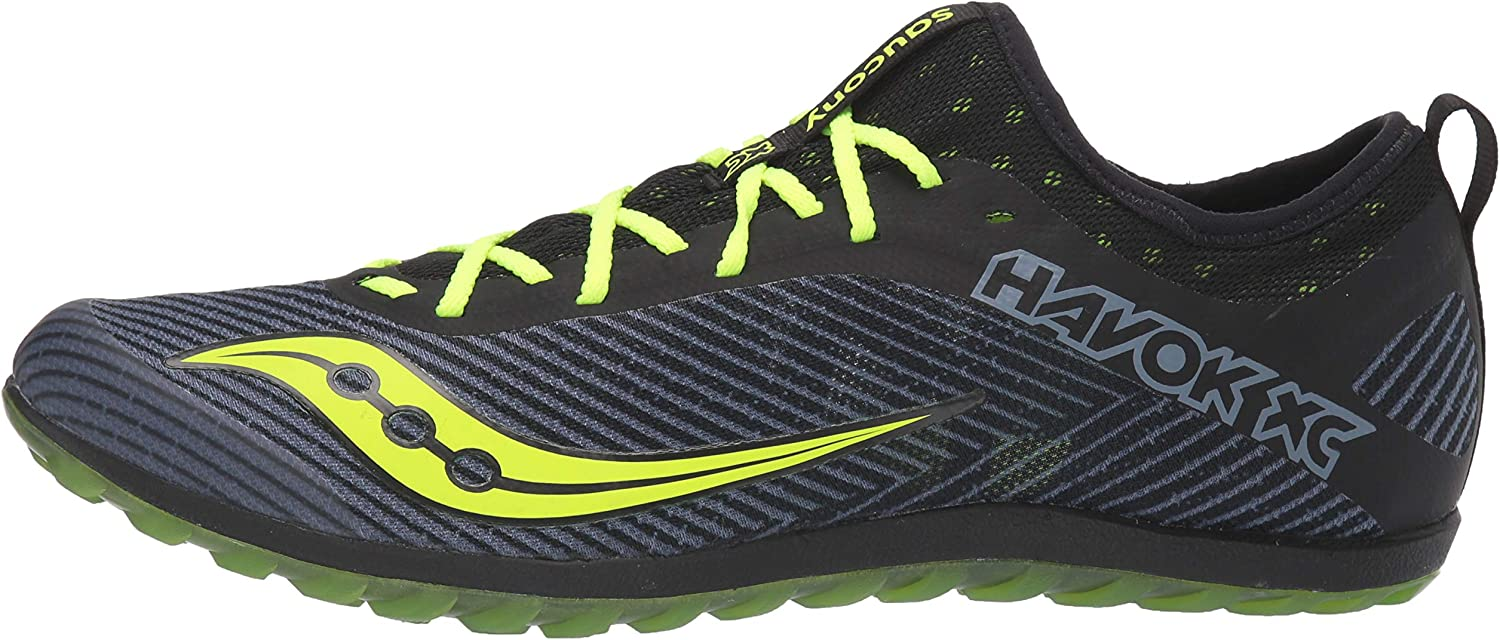 Saucony Mens Havok Xc 2 Flat Running Shoe