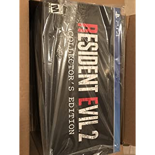 Resident Evil 2 Collector's Edition PS4 USA - Physical