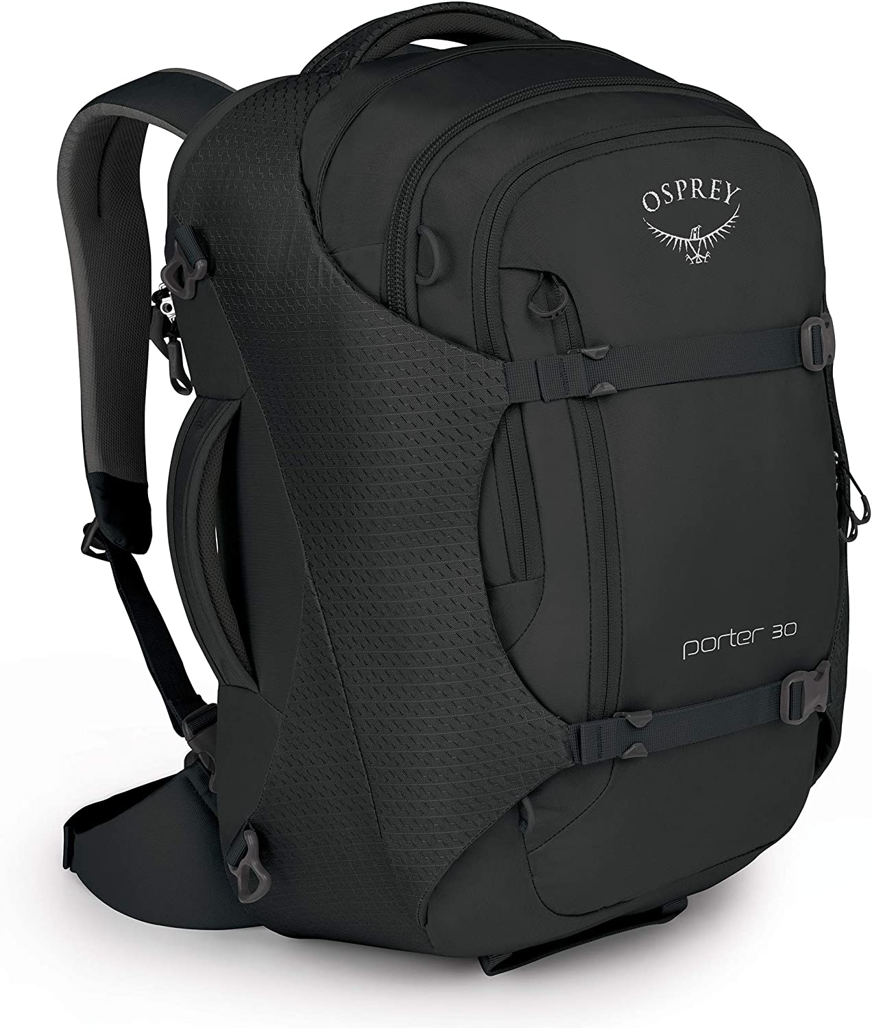 Osprey Porter 30 Travel Backpack: Sports & Outdoors