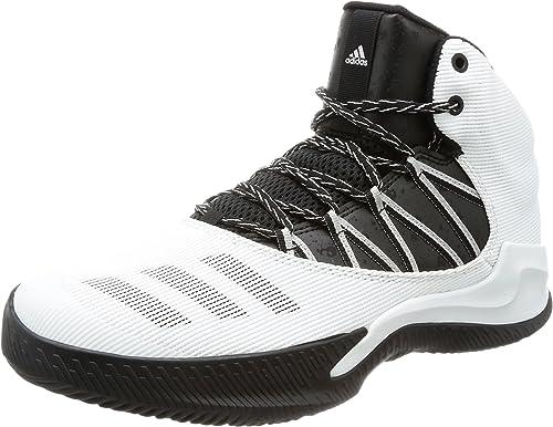 adidas - Zapatillas de Baloncesto para Hombre Blanco Blanco, Color ...
