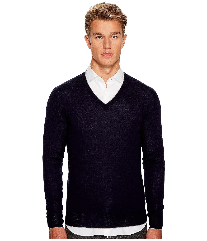 [イレブンティ] メンズ ニット、セーター Fine Gauge V-Neck Sweater [並行輸入品] B07DVH88RT  XL